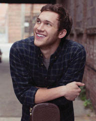 american idol winner phillip phillips gets back to basics