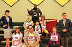 american stage's spelling bee in the park through may 26