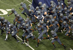 Gwinnett County 2013 High School Football Schedules - Who's Playing When?